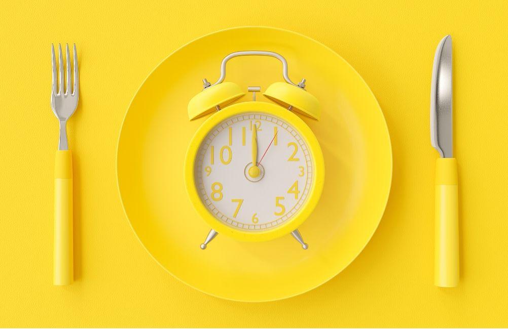 Post przerywany - intermittent fasting